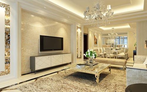 简洁式建筑装饰设计风格_洋房装饰