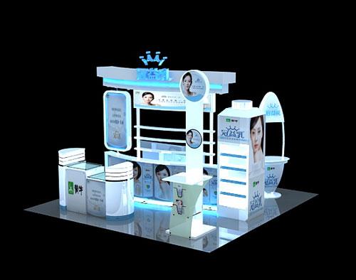 鼎盛装饰3D设计图